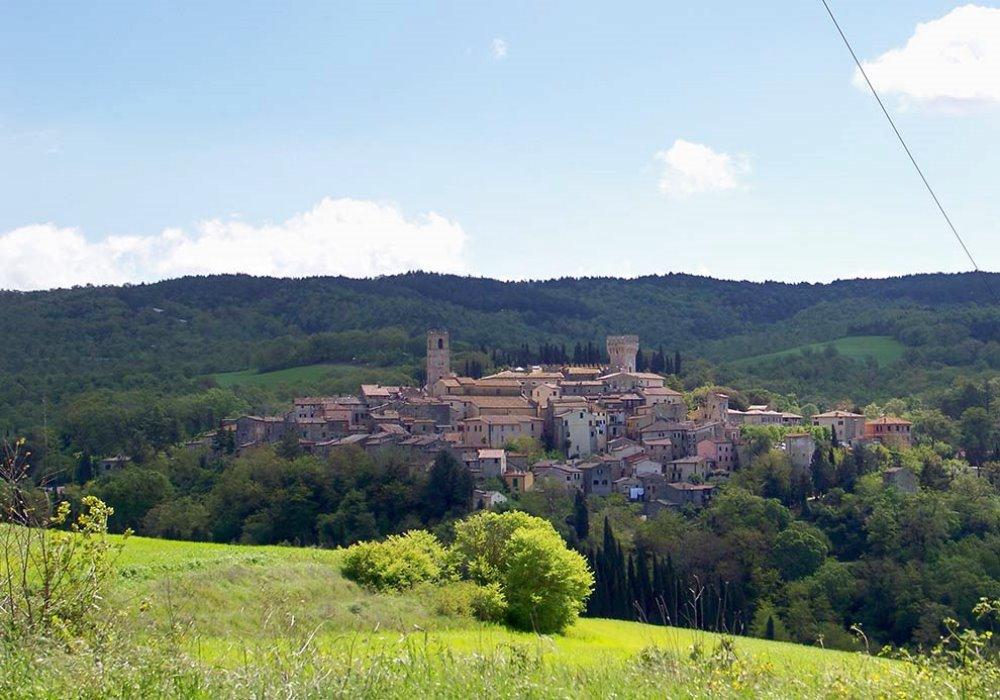SAN CASCIANO DEI BAGNI IN TOSCANA Toscana, terme e cultura