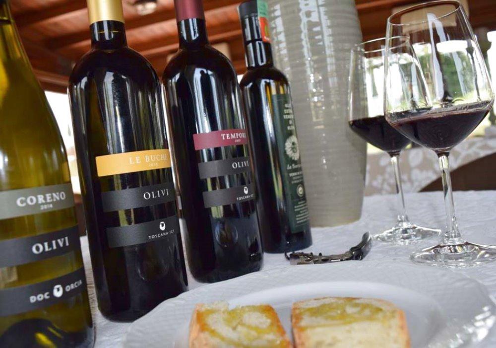 ALLA SCOPERTA DEL GUSTO DELLA TOSCANA I migliori piatti, i migliori vini