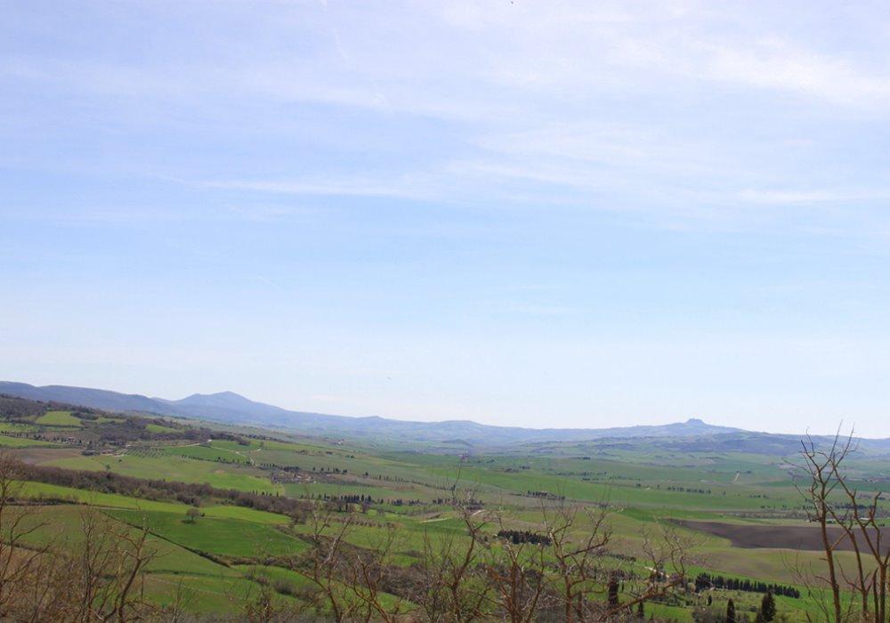 TRA VALDICHIANA E VAL D'ORCIA Cosa vedere in questo territorio unico