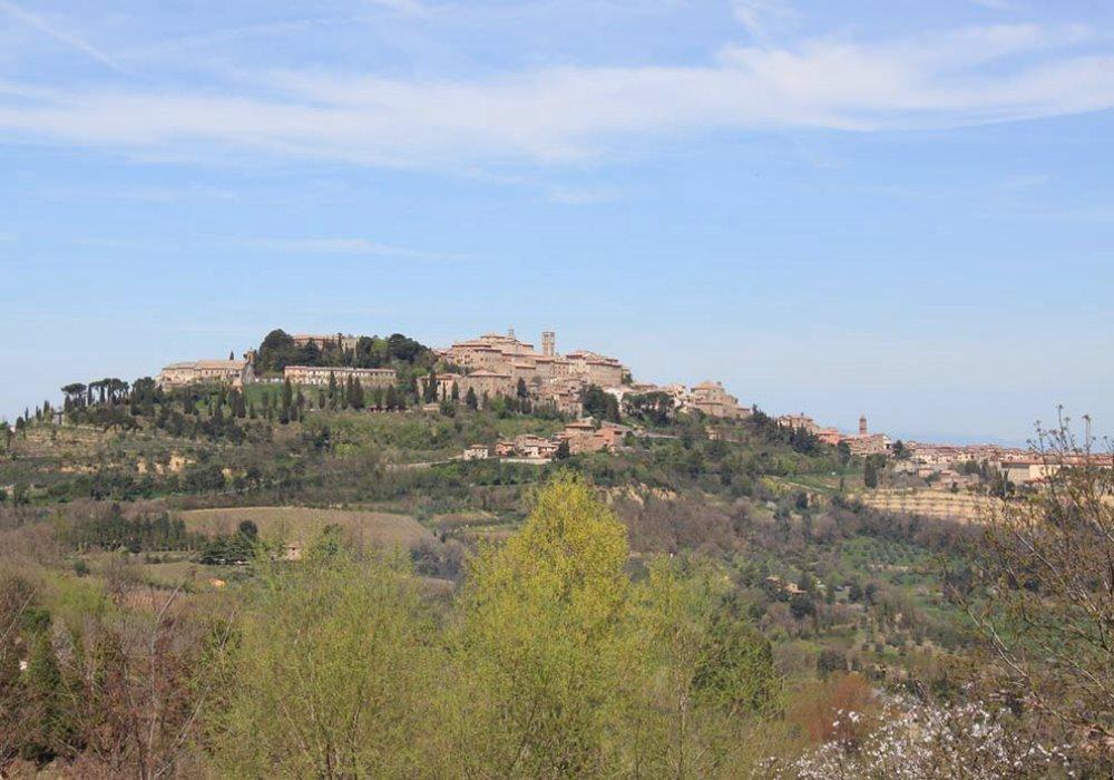 VISITARE IL PARCO NATURALE VAL D'ORCIA A un passo da Agriturismo La Sovana in Toscana