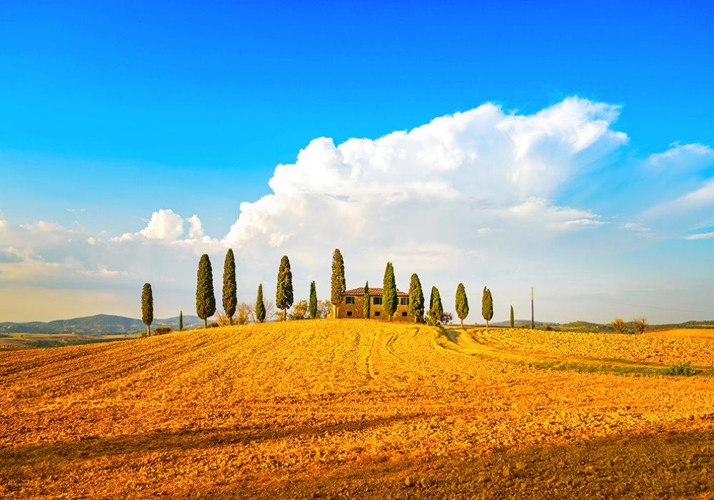 VACANZE DI PRIMAVERA IN VAL D'ORCIA Tutta la bellezza della Toscana
