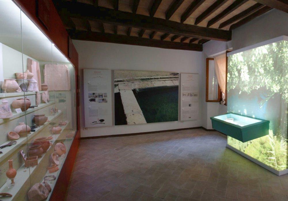 LE STANZE CASSIANENSI A San Casciano dei Bagni sarteano siena ...