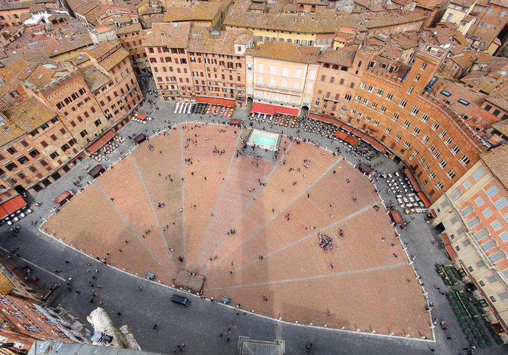 A SIENA IL FORTINO DELLE DONNE  Cosa vedere a Siena