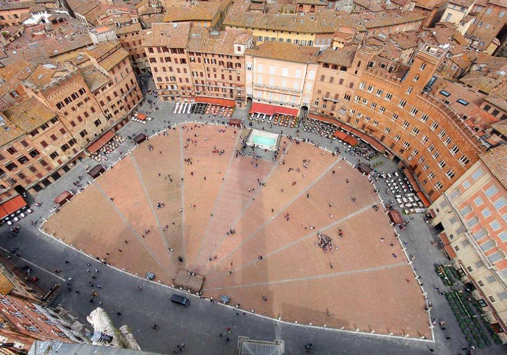 Siena e la sua provincia Un territorio tutto da scoprire